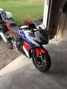 2014 HONDA CBR 500R with ABS