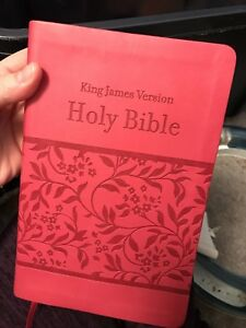 Holy bible King James Version