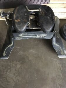 Curtis Q 20 Fifth Wheel Hitch