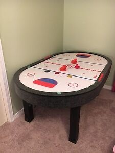 Wilson air hockey