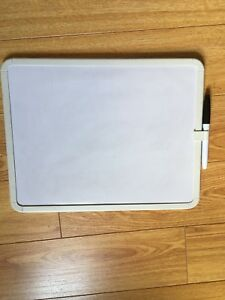 Brand new dry- Erase board and marker