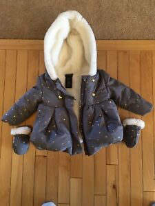 Girl's Jacket - 6 to 9 months