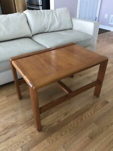Mid Century Modern Designer Teak Coffee Table