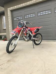 2010 crf 250r fuel injected