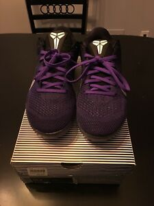 Kobe 11 Elite Low Eurology size 10.5