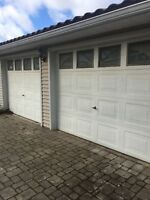Garage Doors with Openers for sale