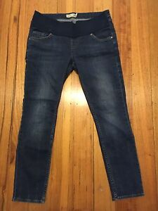 Top shop maternity skinny  jeans size 12 Yarraville Maribyrnong Area Preview