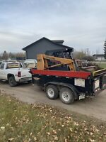 Snow Removal, Excavating and Demolishing Services