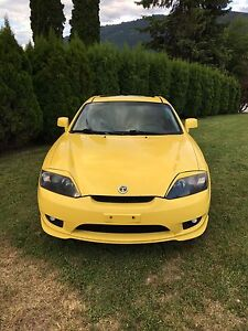 Reduced-2006 Hyundai Tiburon Tuscani
