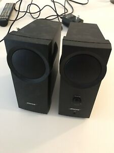 Boss Companion 2 Speakers