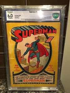 Superman 1 for trade