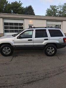 Jeep Grand Cherokee 2004 Columbia édition