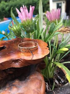 Bague Or 10k Gold ring