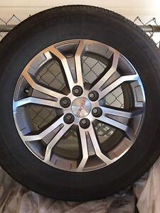 2016 gmc acaidia wheels