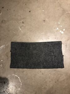 Trailer step covers $15