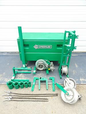 Greenlee 640 4000 Lbs Wire Cable Tugger Puller Set 2 Lk