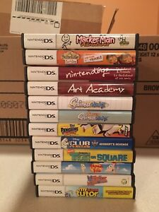 All DS games for $50