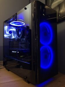 Gaming pc gamer Ryzen 5 2600/Gtx 1060 6g SSC/16g ddr4 corsair!!