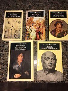 Six Penguin Classics