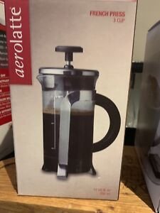 Areolatte French Press 3 cup
