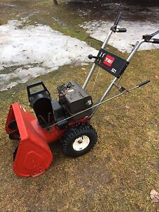 TORO Snowblower - for parts-