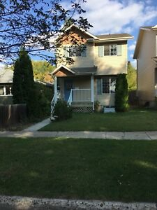 House for rent in Buena Vista (near U of S and Prairieland Park)