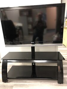 """46"""" Sony Bravia with stand"""