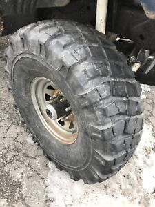 """5 38.5"""" military tires"""