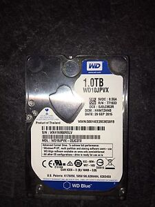 Disque HDD 1TB WD