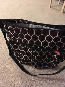 SkipHop diaper bag - Excellent condition