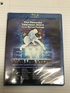 Elvis Presley Viva Las Vegas Blu ray movie