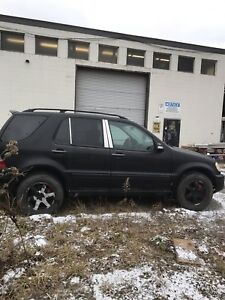 2004 Mercedes ML 500 Complete Part Out