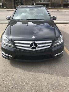 2012 Mercedes C300 4MATIC