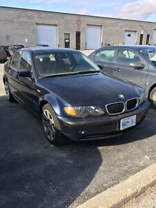 2003 BMW 320i (Great deal)