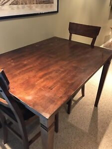 Pub style table for sale!