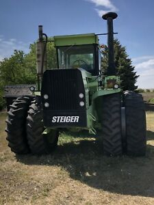 Steiger | Find Farming Equipment, Tractors, Plows and More in