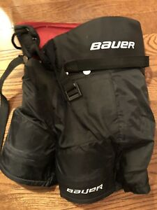 Youth large Bauer Supreme Pro Hockey pants