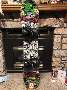*BLOWOUT PRICE* ROME SDS Board & Union DLX Bindings