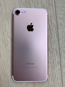 iPhone 7 - Rose Gold - 128Gb - Unlocked