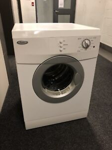 """24"""" compact condo dryer by Whirlpool"""