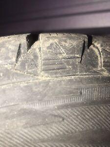Winter Tires - 225/65R17