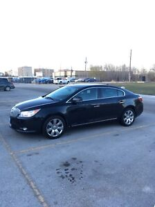 REDUCED Buick LaCrosse CXL AWD, low kms, 2 sets rims&tires