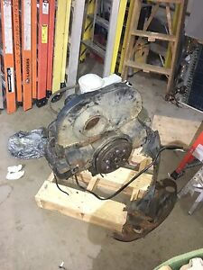 1964 1200cc vw beetle air cooled engine