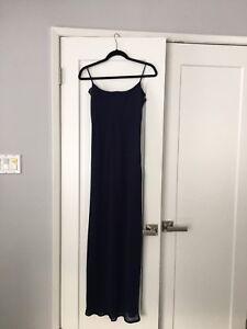 Grad dress size 2/4