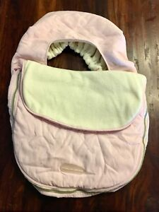 Baby Car seat cover- JJ Cole