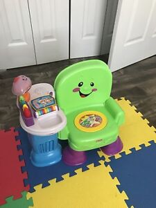 Fisher price music chair