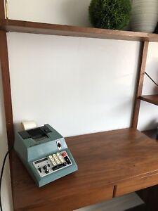 Calculatrice Olivetti vintage