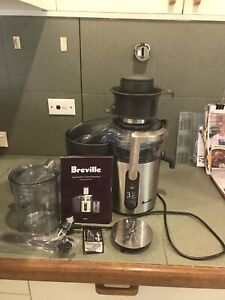 Breville Froojie Juice Fountain
