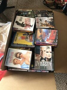 140 DVD's sold as a lot