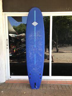 7'6 soft board ocean & earth ezi rider